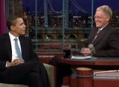 Obama on The Late Show