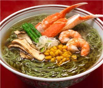 Ramen - the original Japanese noodle