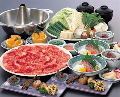 Shabu-shabu-japanese foods
