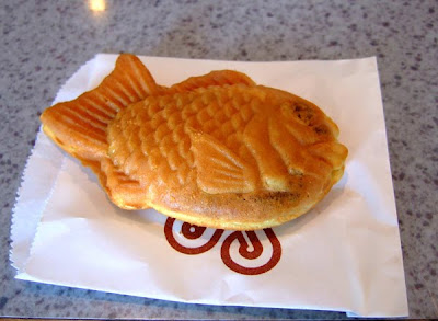 Taiyaki-Japanese snack food