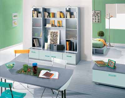 Teen bedroom design can be