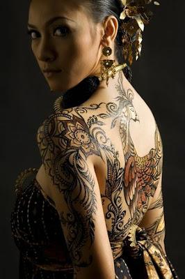 undefinedtatto batik to