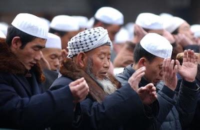 Muslims CHINA