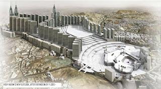Masjidil Haram in 2020
