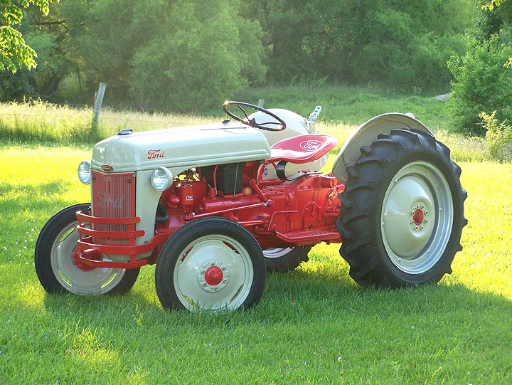 Tractor Restoration Parts : Antique ford tractors for sale tractor parts repair