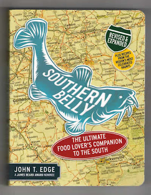 Book cover image -- Southern Belly by John T. Edge