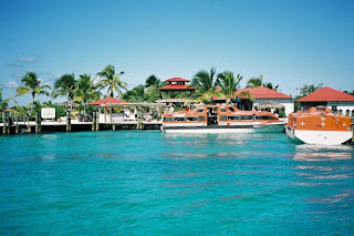 Tender Dock, Princess Cays