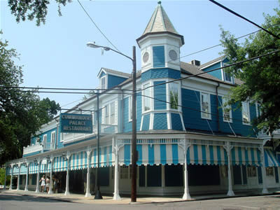 Commander's Palace Restaurant, New Orleans, Louisiana