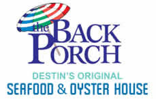 Logo, Back Porch Restaurant