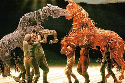 From War Horse at the New London Theatre