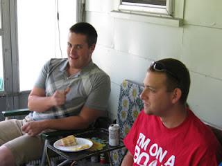 Chris & Jason