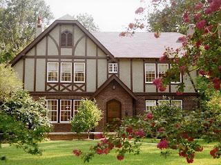 Eudora Welty's House -- Jackson, Mississippi