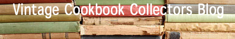 Vintage Cookbook Collector's Blog