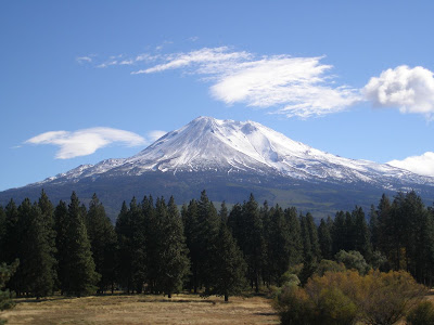 Mt. Shasta, from Weed, Calif — Calisphere