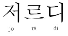 Desdibuixant Corea