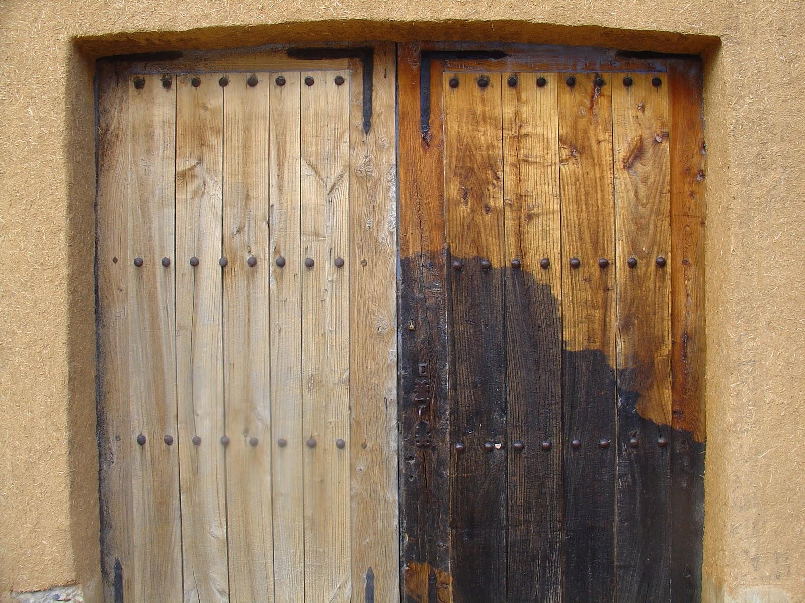 Como restaurar puertas de madera restauracin puerta de for Restaurar puertas de interior