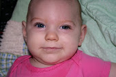 2009: Blue Eyes at 3 Months