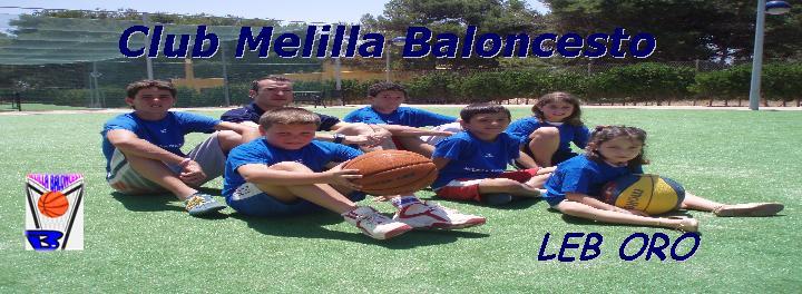 Club Melilla Baloncesto (Web no Oficial)