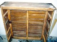 des envies plein la t te cache radiateur d tourn en meuble d 39 entr e. Black Bedroom Furniture Sets. Home Design Ideas