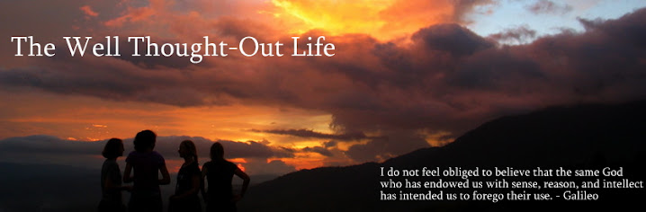 The Well Thought-Out Life