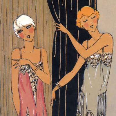 art deco fashion images. Vintage Art Deco Fashion