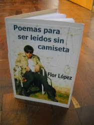 Poemas para ser leidos sin camiseta