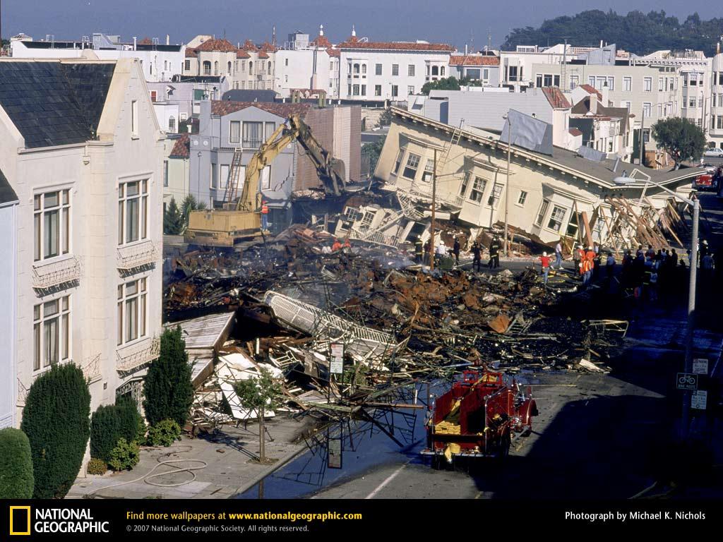 san francisco loma prieta earthquake 1989 How devastating was the loma prieta earthquake (october 17, 1989) in san francisco.