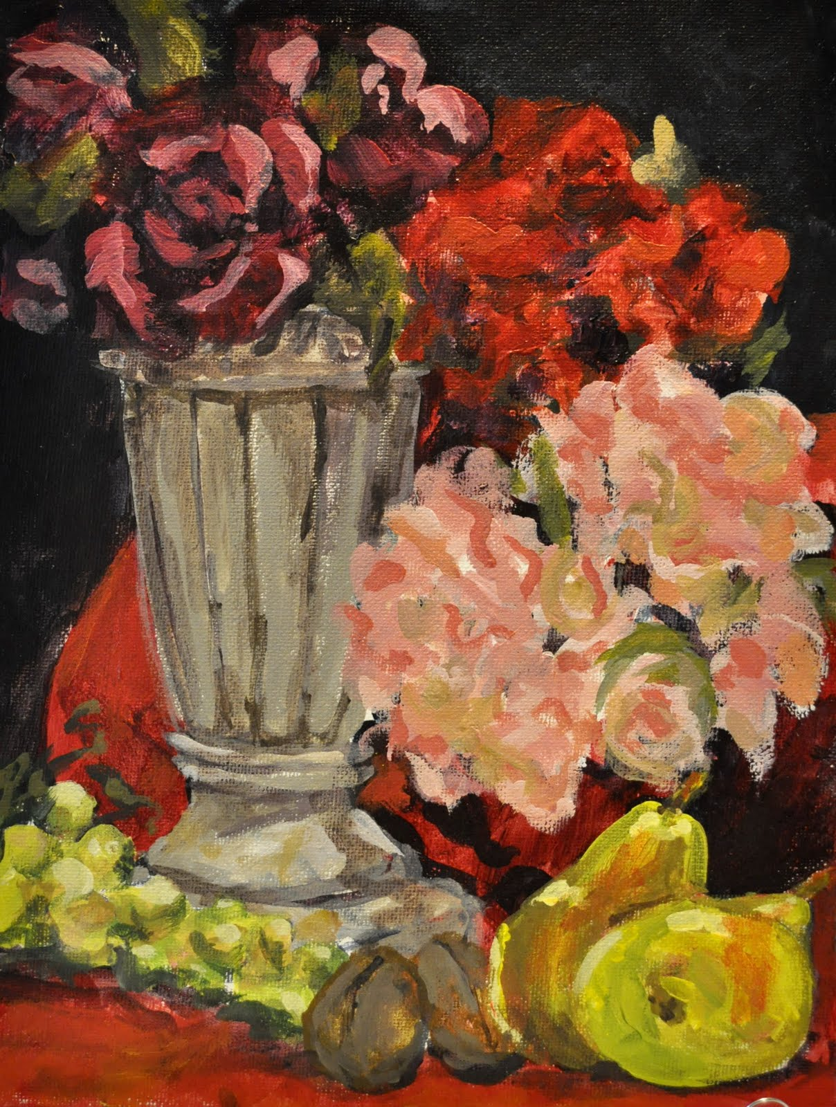Acrylic Painting Classes For Beginners Near Me