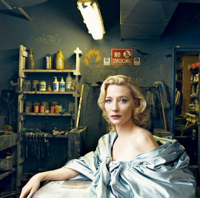 Cate Blanchett By Annie Leibovitz In Vanity Fair