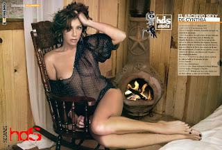 Cynthia Klitbo desnuda H Extremo Marzo 2009 [FOTOS] 24
