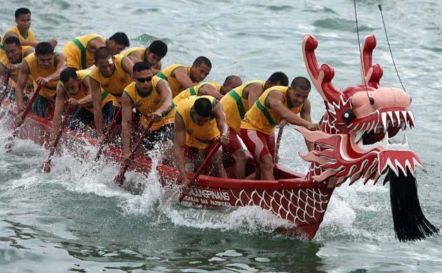 Perahu Naga Budaya Budaya China