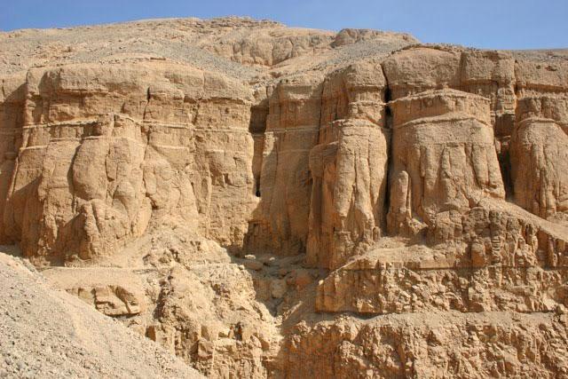 Hatshepsut Tomb Queen hatshepsut's first tomb