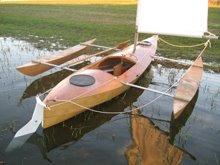 Tri-Kayak 380