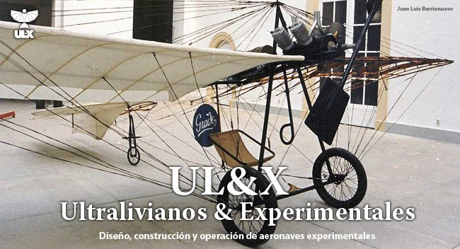 Ultralivianos & Experimentales