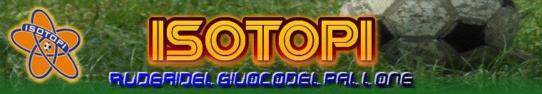 ISOTOPI - Ruderi del giuoco del pallone
