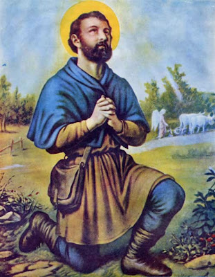 IMG ST. ISIDORE the Farmer