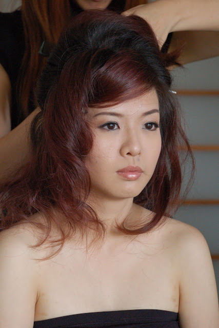 Gold Coast Mt Tamborine Asian Bridal Hair U0026 Makeup U65b0u5a18u5316u599du9020u578b- Janice From Melbourne
