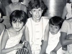 Eventos no Salão Paroquial, programa obrigatório da criançada.