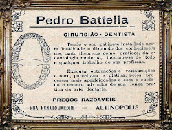 Blog de Altinópolis: Resgate da memória perdida no tempo.