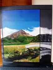 Mt Egmont Taranaki