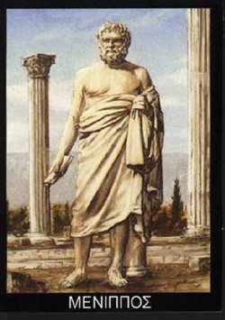 Menippus of Gadara