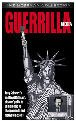 Don't protest the media ... become the media !