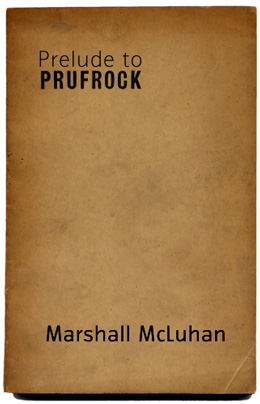 UNPUBLISHED manuscript 'Prelude to Prufrock' - National Archives of Canada