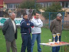 Elita Arbitrilor ROmani  Vasile Comsa , Marius Tocu , Cristian Manea