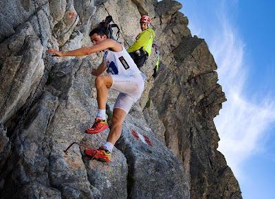 Correr em montanhas (imagens)