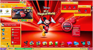 Download Disney Theme Vista XP – WindowBinds