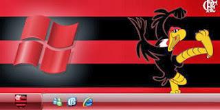 Kit Desktop personalizado: Flamengo