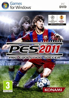Pro Evolution Soccer 2011   RELOADED