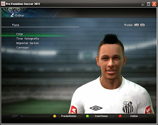 Patch Pro Evolution Soccer 2011 PT BR