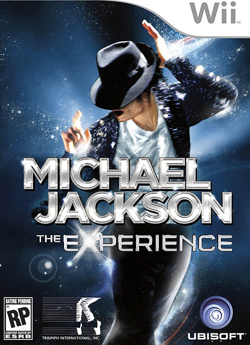 MJTheExperience+cover Michael Jackson The Experience   Nintendo WII